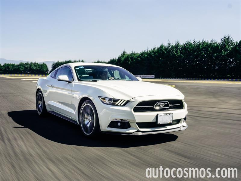 Test de Ford Mustang 2015