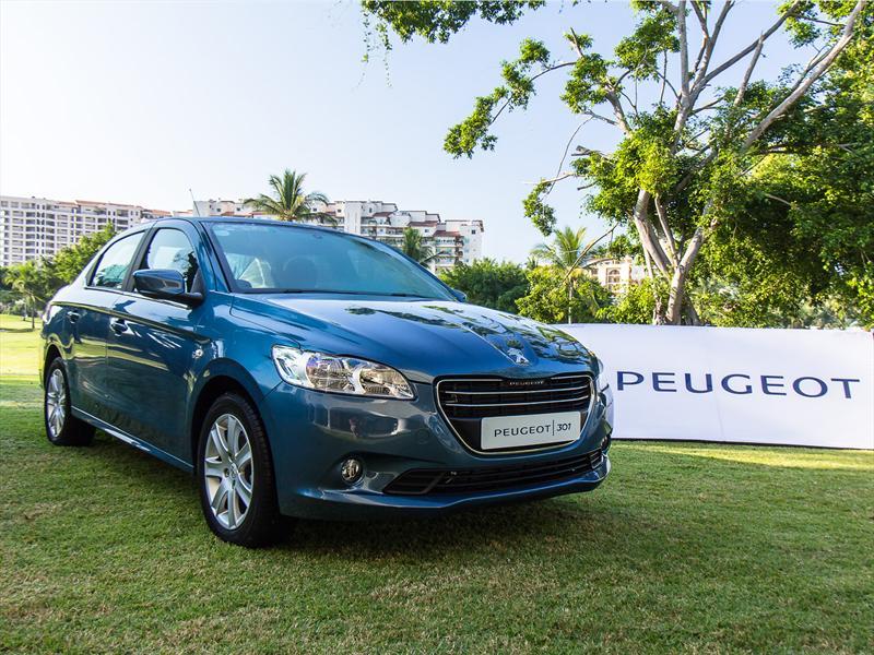 Peugeot 301 2013 llega a México desde $184,900 pesos