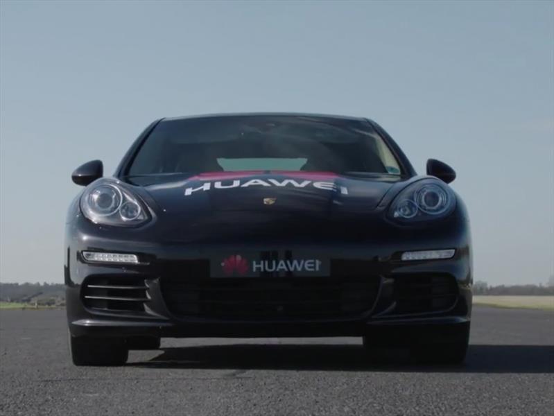 RoadReader, proyecto autónomo que involucra a un Porsche Panamera