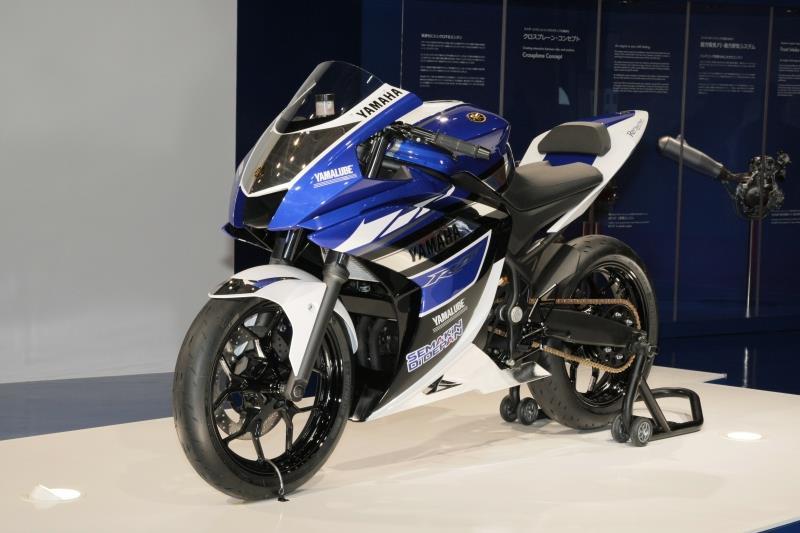 Sal n de tokio 2013 yamaha muestra las motocicletas del - Salon de la moto 2013 ...