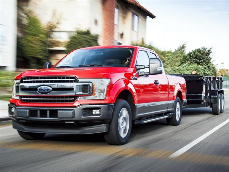 Ford presenta una F-150 con motor diésel