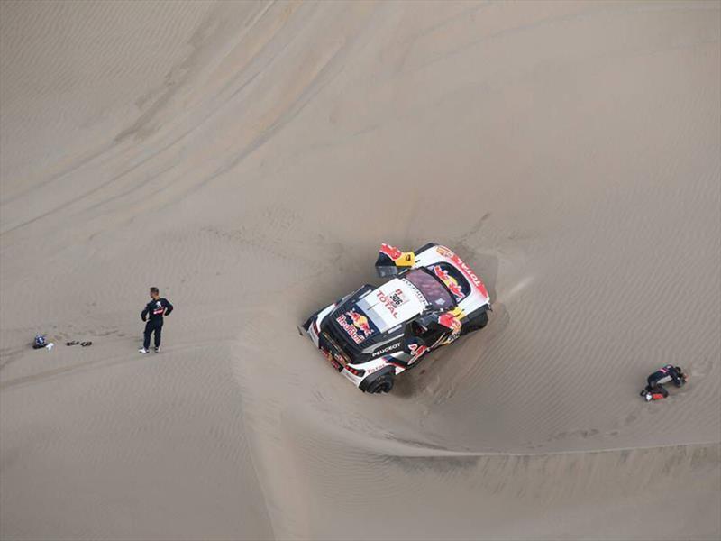 Dakar 2018: Quinta etapa