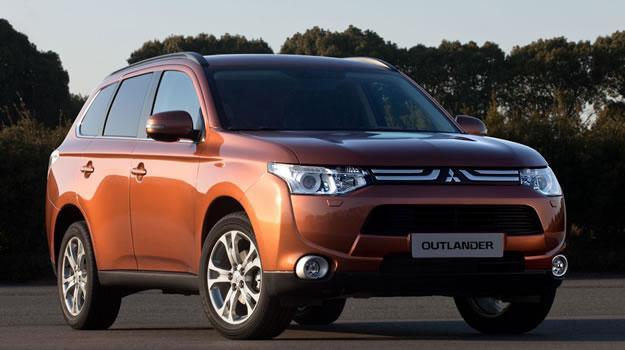 Mitsubishi Outlander 2013 debuta en el Salón de Ginebra