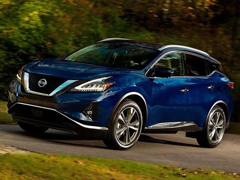 Ligeros cambios para el Nissan Murano 2019