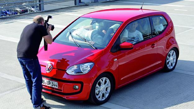 ¿Cuántas personas caben en un Volkswagen up!?