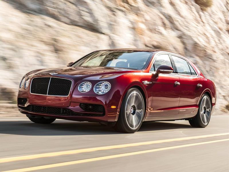Bentley Flying Spur V8 S, la velocidad del lujo