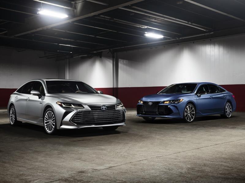 Toyota Avalon, beneficios de la arquitectura global