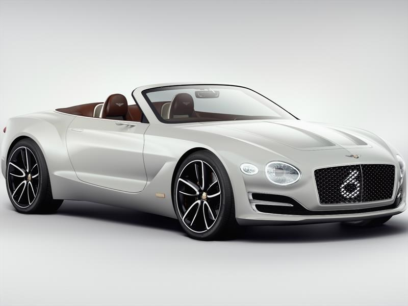 Bentley EXP12 Speed 6e concept, excelso futuro eléctrico