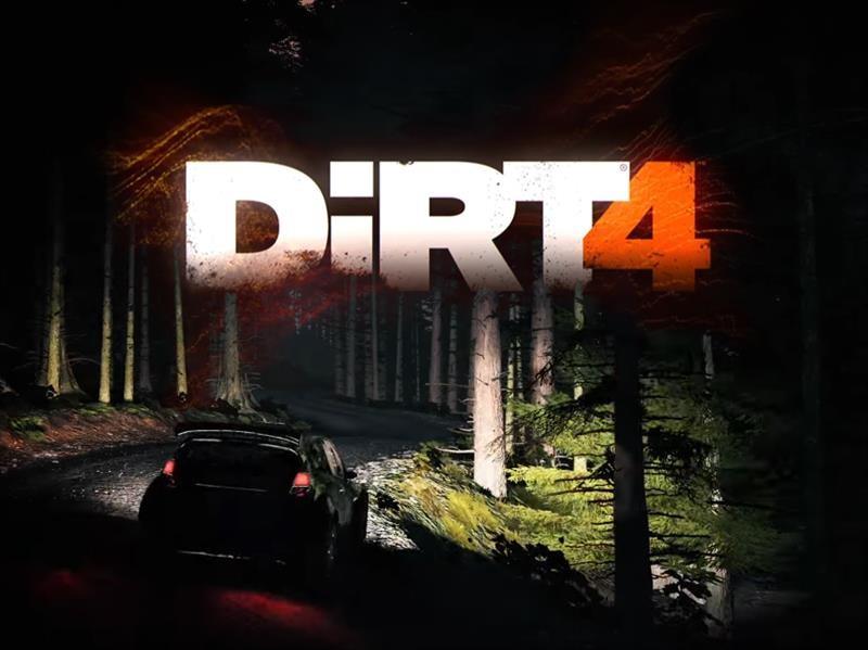 DiRT 4 se presenta en junio