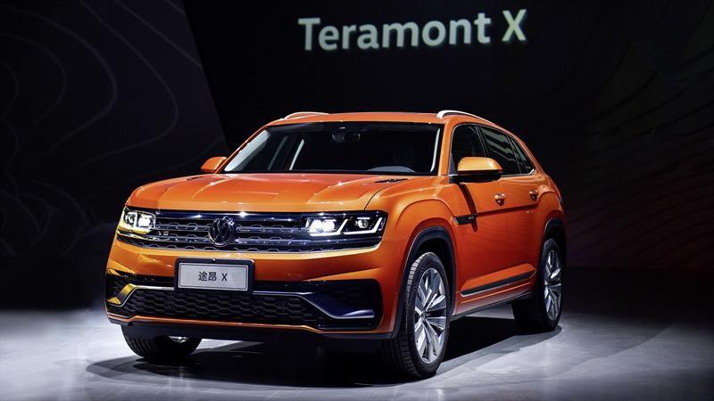 Volkswagen Teramont X 2020, un SUV con aspiraciones deportivas