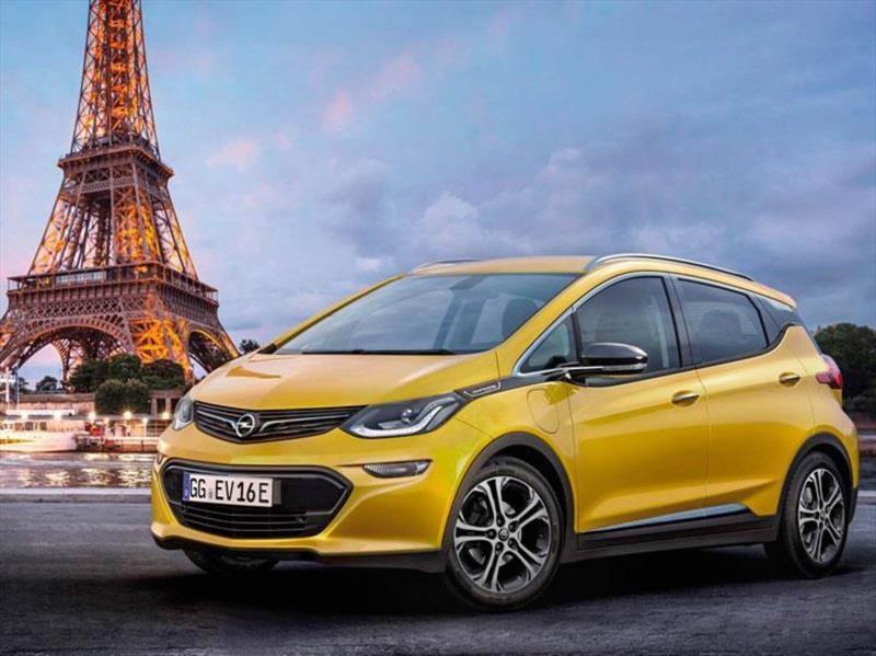 Opel apuesta por la electrificación