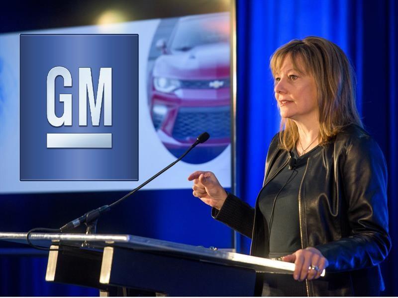 GM tiene resultados positivos en el primer semestre de 2017