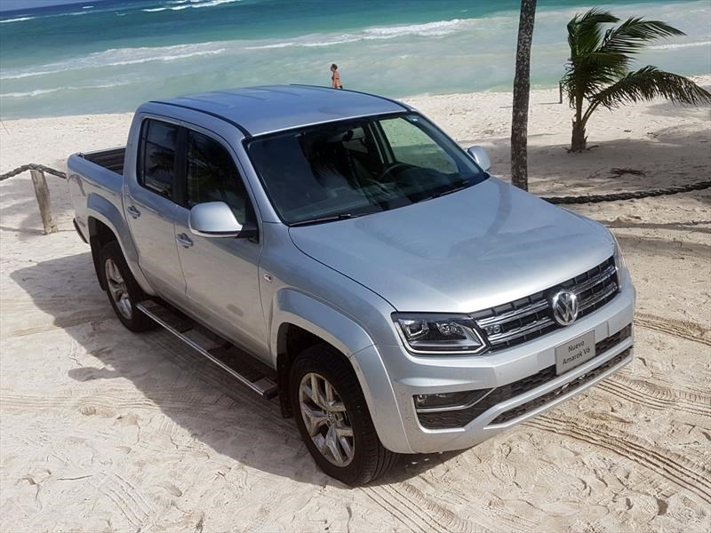 Volkswagen Amarok 2018 se presenta
