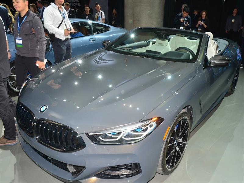 BMW Serie 8, majestuoso convertible alemán