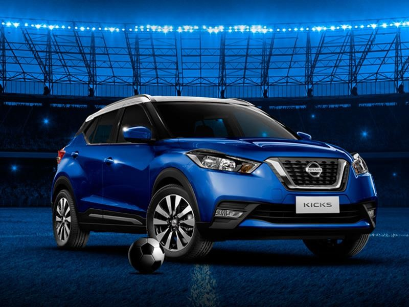 Nissan Kicks Fan Edition debuta