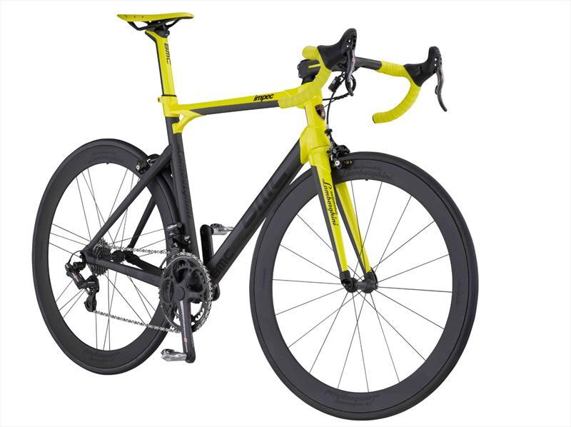 Bicicleta de Lamborghini con un precio de 32,000 dólares