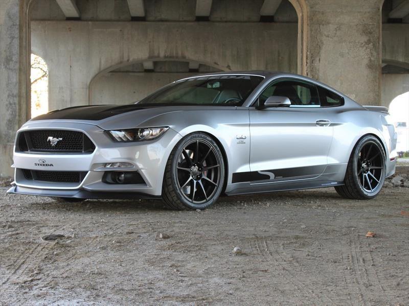 Ford Mustang por Steeda, mayor potencia para el pony car