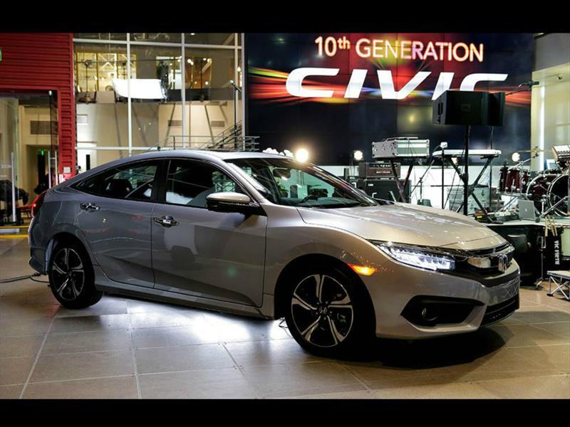 Honda Accord Usados >> Honda Civic 2016, se presenta la décima generación