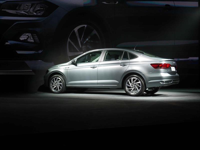 Volkswagen Virtus se lanza en Argentina