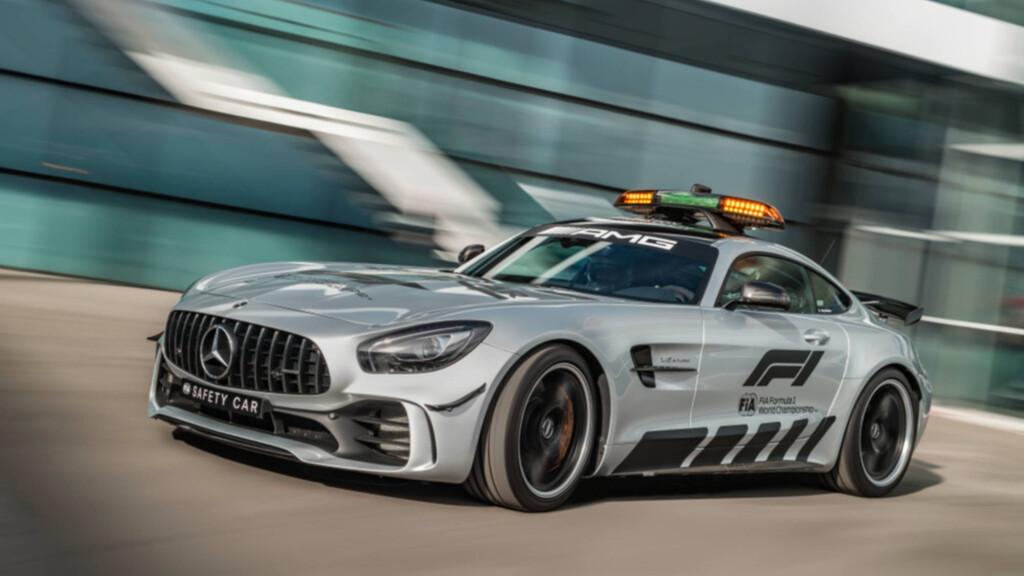 El Safety Car para la temporada 2021 de Fórmula 1 estaría ...
