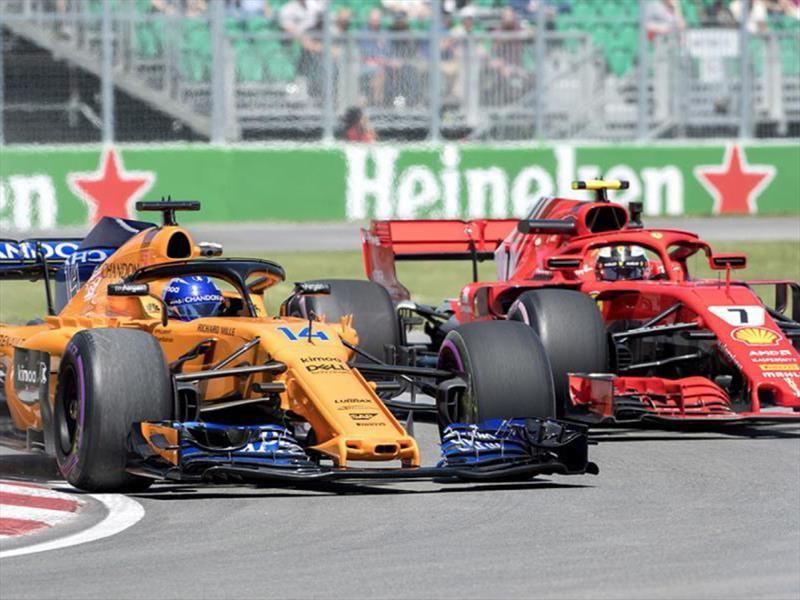 Qué ganas de volver: Ferrari y McLaren cambian para ganar