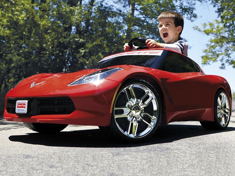 Autos Usados En Venta >> Corvette Stingray para niños - Autocosmos.com