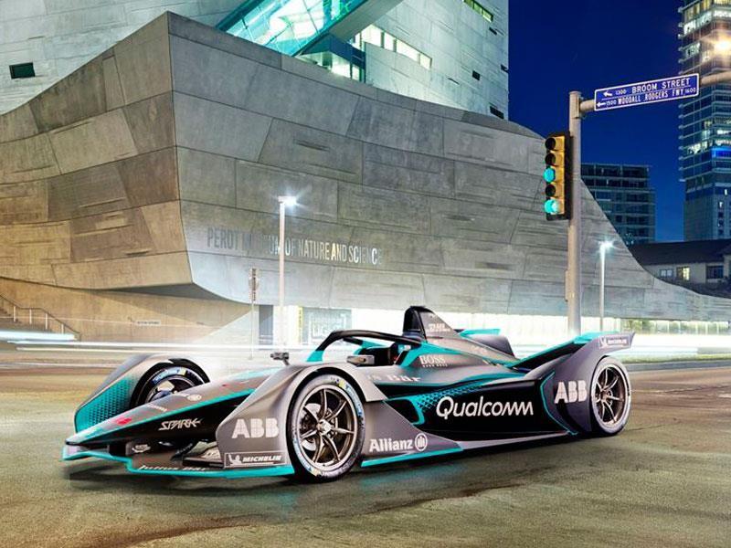 GEN2, la segunda generación de su auto de carreras de la Fórmula E