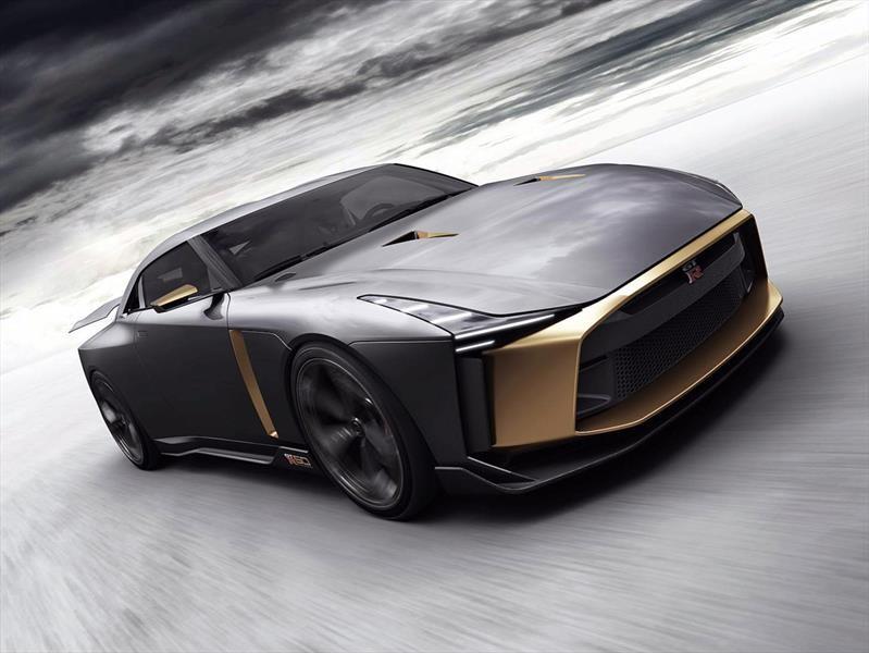 Nissan GT-R50 by Italdesign cuesta un millón de dólares