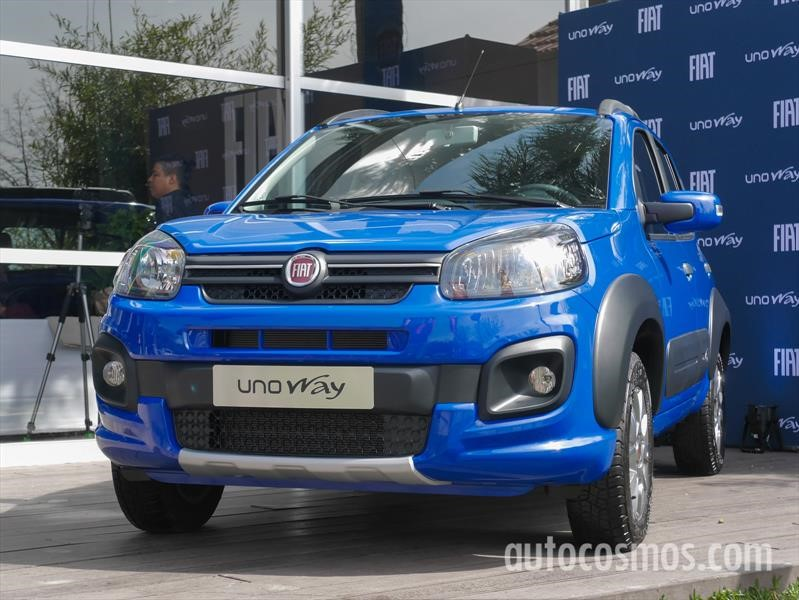 FIAT Uno Way se lanza en Argentina