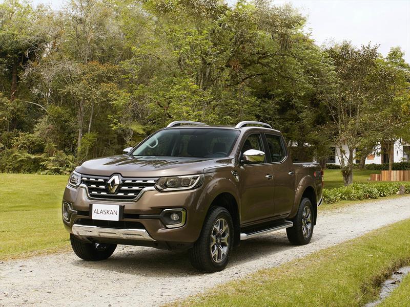 10 cosas que debe saber de la Renault Alaskan