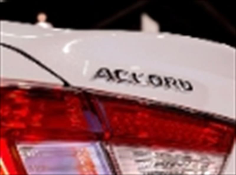 Honda Accord es el Auto del Año 2018 en Norteamerica
