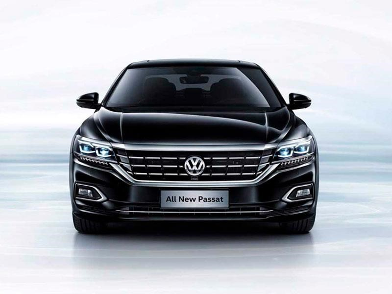 Volkswagen Passat, renovación pensando en China