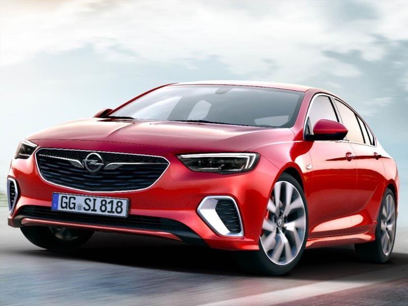 Opel presentará en Frankfurt un nuevo GSi