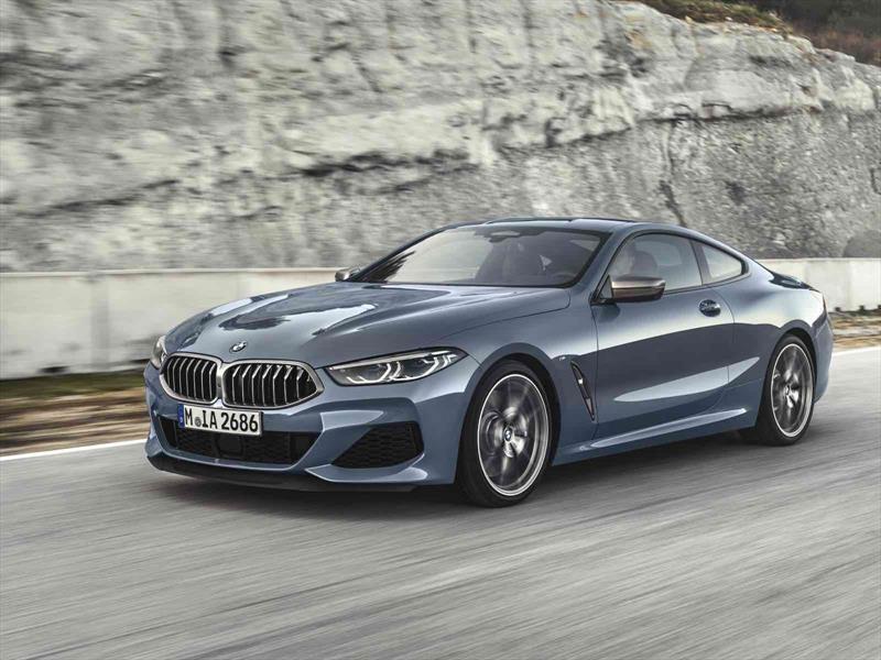 BMW Serie 8 Coupé 2019 debuta