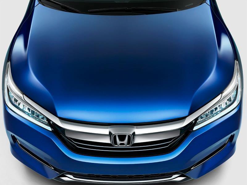 Honda lanzará un nuevo vehículo híbrido en 2018