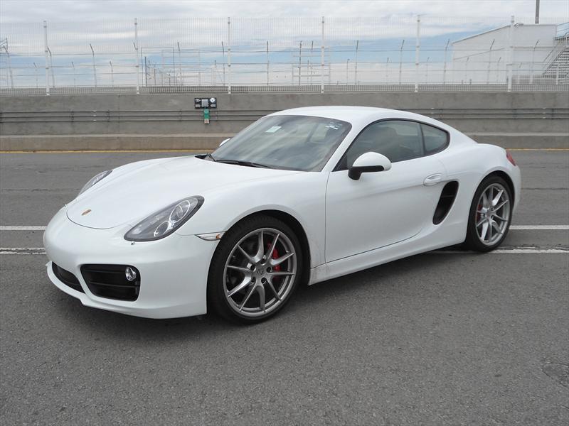 Autos Usados En Venta >> Porsche Cayman 2014 llega a México desde $72,400 dólares