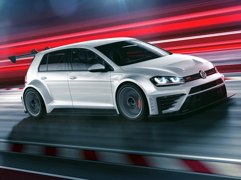 Volkswagen Golf GTI TCR, edición aniversario