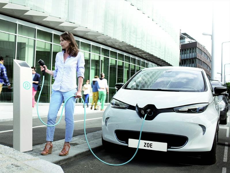 Renault Zoe: el carro eléctrico más vendido en Europa durante 2015