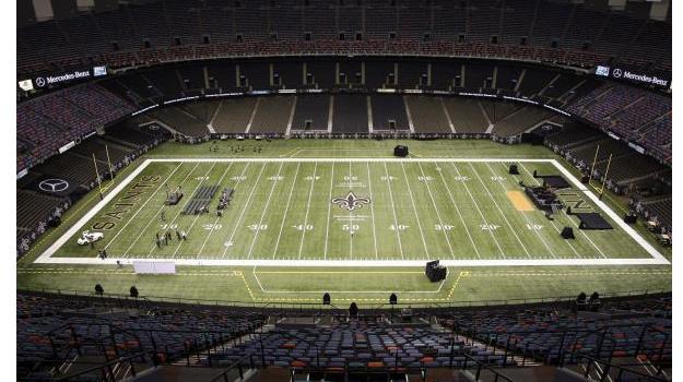 El estadio de los santos de nueva orleans se llamar for Estadio mercedes benz