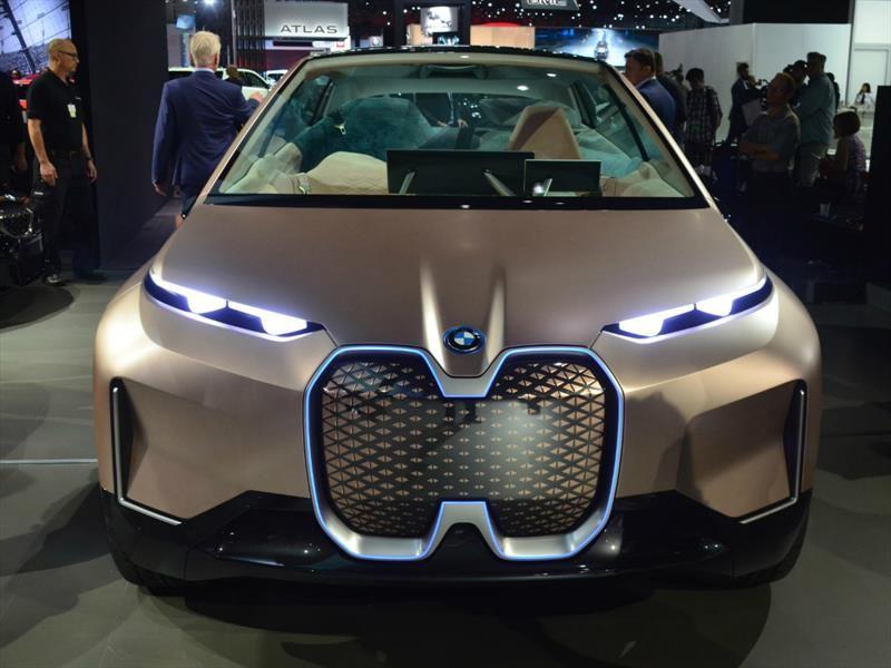 BMW Vision iNext: la filosofía futurista alemana