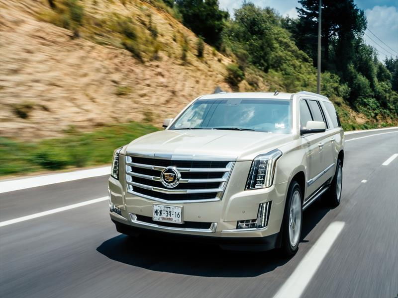 Test de Cadillac Escalade 2015