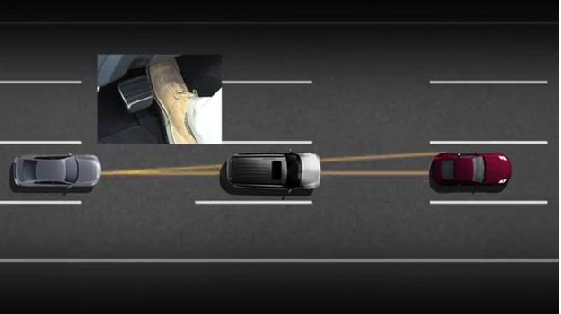 Tres nuevas tecnologías de seguridad de Nissan