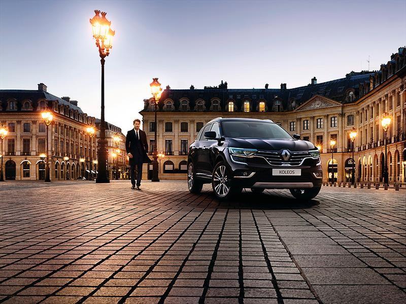 Renault Koleos Minuit 2019 debuta