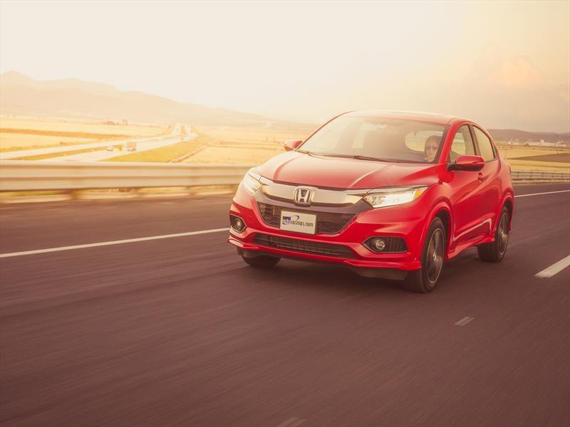 Honda HR-V 2019 a prueba, ¿la mejor SUV de su segmento?