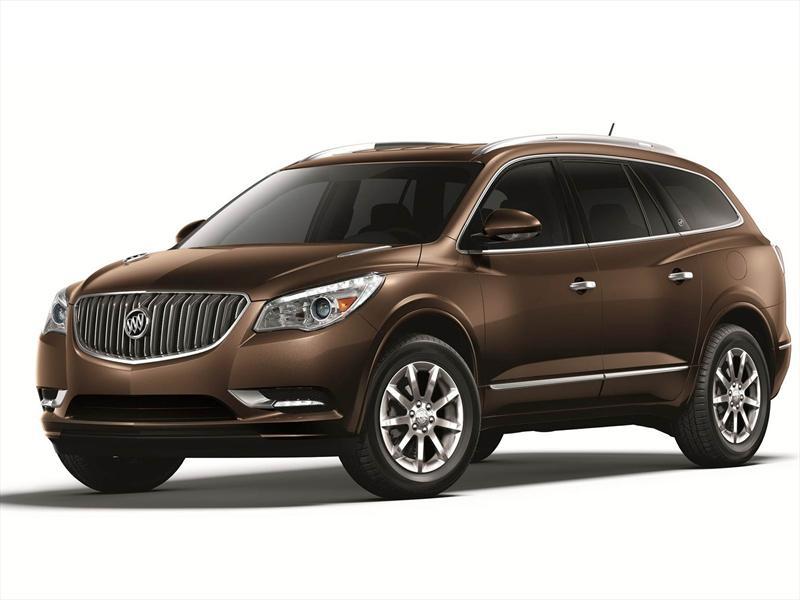 Buick Enclave 2013 llega a México en $713,100 pesos ...