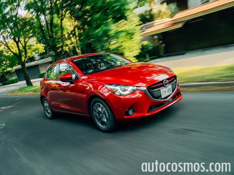 Mazda2 2016 a prueba