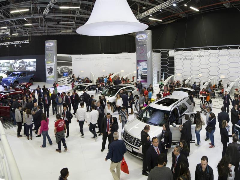 Presentación del Salón Internacional del Automóvil de Bogotá 2018