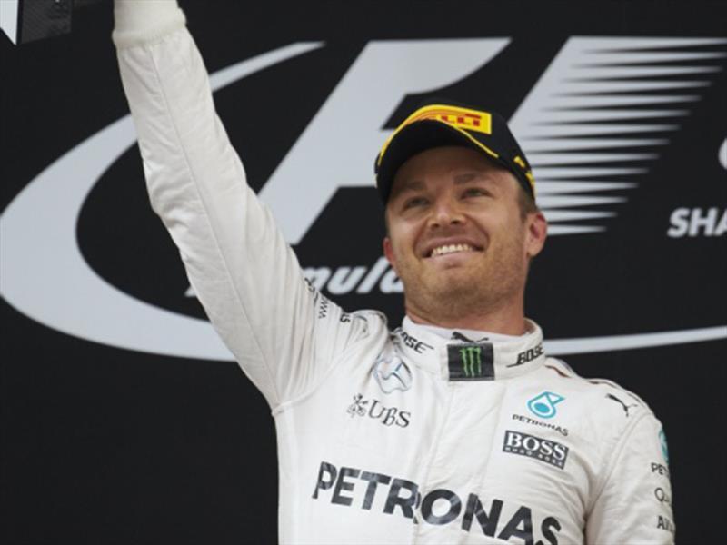 F1 GP de Rusia: cuatro al hilo para Rosberg y Mercedes
