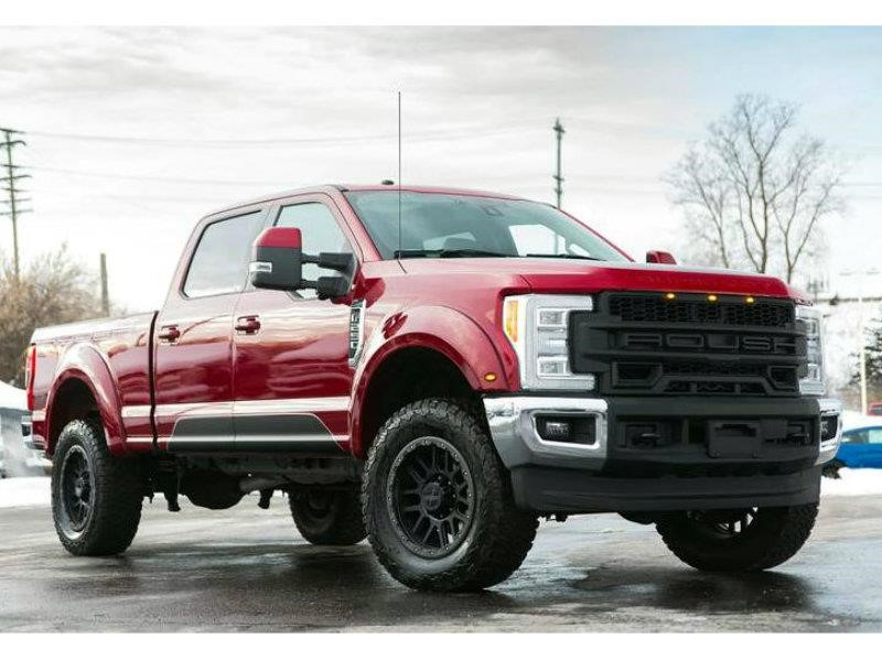 Roush Super Duty F-250 2018, la MegaRaptor