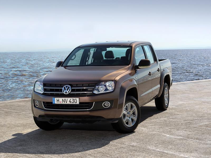 Volkswagen Amarok será producida en Ecuador